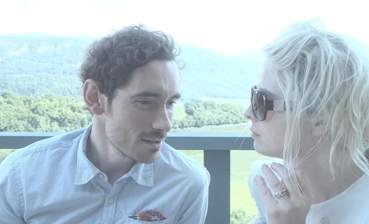 Als Hochzeitsfotograf in Südtirol oder, Interview mit zwei Verliebten Irren