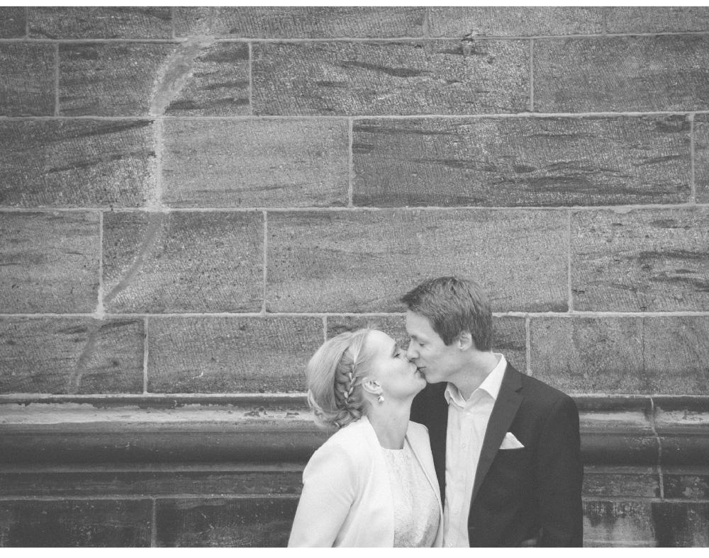 Eine Hochzeit in Bremen