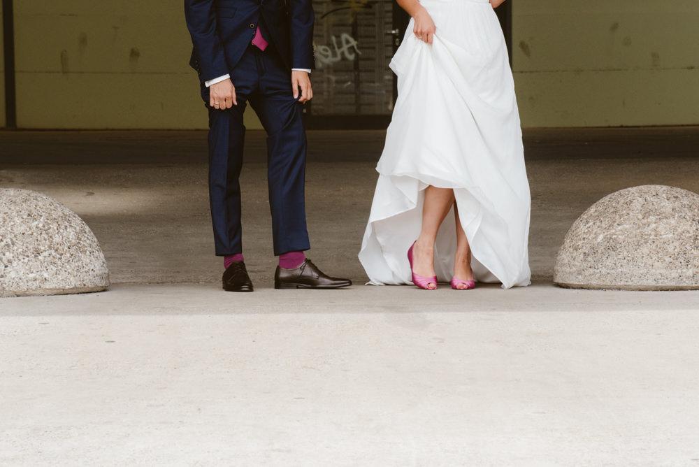 Ein Hochzeitsfotograf in Hannover